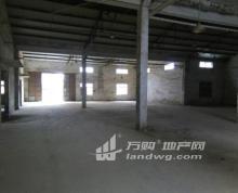 (出租) 陆郎、朱门社区337旁单层砖混结构厂房2000平米