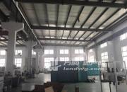 (出租)东善桥工业园标准单层厂房1500平出租环氧树脂地面