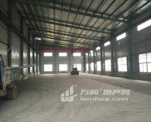 (出租) 禄口曹村形象好出租独栋单层钢结构机械厂房980平米