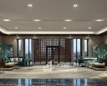 大学城 企业独栋 私家花园 超高得房率 送电梯 买五层送两层 别墅办公品质