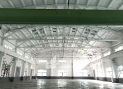 (出租)出租新区机场路10000平 优质独门独院机械厂房