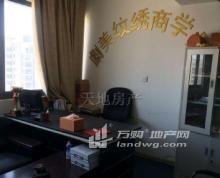 (出租)金铂年财富广场丙级写字楼可容近六人办公适合小型企业