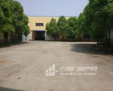(出租) 汤山上峰工业园独门独院单层砖混结构厂房2000平米
