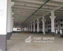 (出租) 新港开发区 厂房砖石结构 园区环境非常好 欢迎入驻