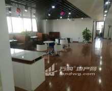 (大地建设大厦)华侨路上 鼓楼区 整层 原是一家房产公司自用 有家具