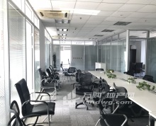 24H空调 商茂世纪广场300平 全套家具 电梯口 周末可加班