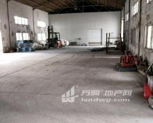 (出租) 葛塘 中山科技园众泰路9号 仓库 4000平米