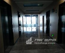 (出租)仙鹤门地铁 紫东国际 环境好 办公佳 精装停车方便