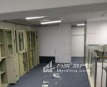 江北高新区星火路地铁口采光好精装写字楼出租随时看房