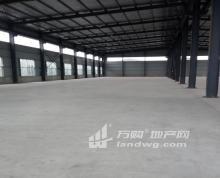 (出租) 单层标准厂房出租,高8米