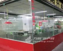 (出租) 大型社区菜场独家卤菜店招租