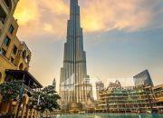 我爱我家海外项目 迪拜 哈利法塔 酒店公寓写字楼整层卖 纵观沙漠绿洲中东奇迹
