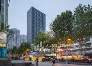 (华利国际)珠江路地铁口 精装带家具 大开间采光好