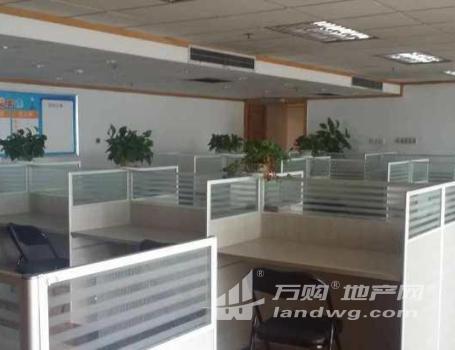(出租)新街口商茂世纪广场520平精装全套办公家具直租可分