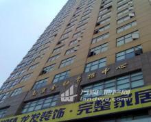 (出租)三山街地铁口纯写字楼瑞华大厦精装采光极好多种户型