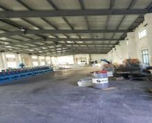 (出租) 大港工业园区厂房出租,八月份可出租