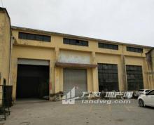 (出租) 湖熟龙都交通便利单层砖混结构机械厂房1200平方