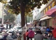 珠江路红庙美食街烫金旺铺转市口好消费人群很大且固定