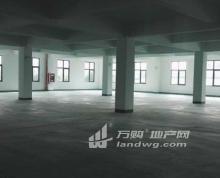 (出租) 江宁区淳化街道750平高4.5米标准厂房可进大车