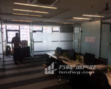 仙鹤门地铁口 精装办公室 随时办公