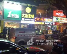 (出租) 明瓦廊靠近三元巷旺铺 可餐饮小吃类 火爆人气