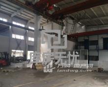 (出租) 江宁东善桥标准700多平9米高带行车厂房急租