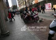 (出租) 东山 江宁步行街门面 商业街商铺 154平米