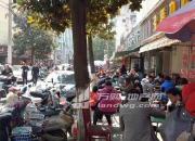 (出租) 珠江路红庙美食街烫金旺铺转市口好消费人群很大且固定