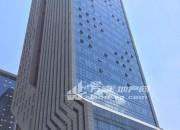 新城科技园(君泰国际)电梯口豪华装修 有家具留下