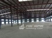 丹徒新区5000平厂房仓库出租,高8米,可分租1500平
