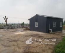 (出租) 出租江宁湖熟街道周岗镇社区土地出租适合养殖种植堆材料