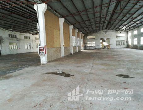 南京江宁陶吴横溪产业园原甘西小学厂房招租