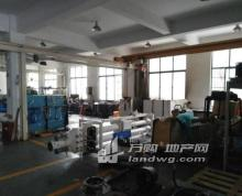 (出租) 九龙湖一楼混凝土厂房高4.5米 精装办公室 带行车