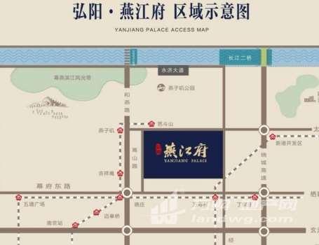 栖霞燕子矶 弘阳燕江府商铺 沿街铺面 一铺养三代 南京未来新地标 投资首选