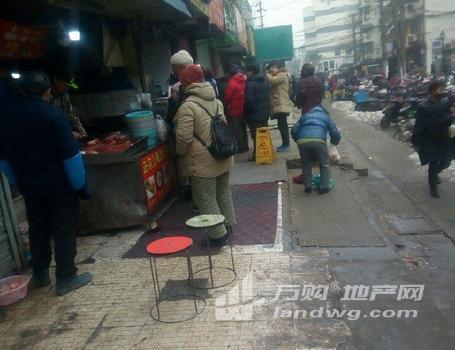 (出租) 长乐路 长乐路 三七八巷菜场 商业街商铺 23平米