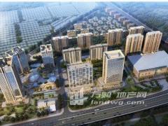 (出租)万达广场商业圈绿地新都会写字楼