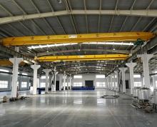 南京 有机械大环评 溧水3000平方标准厂房 出租 17米大车好进出 配办公