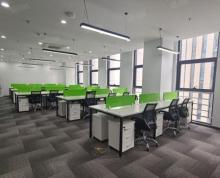 (出租)0龙熙大厦466平精装带家具新城科技园新地中心科技