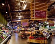 (出租)板桥新城二十万人生活区域 社区配套 菜场 生鲜超市 价格美丽