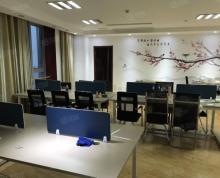 (出租)金融财富广场230平出租办公家具齐全
