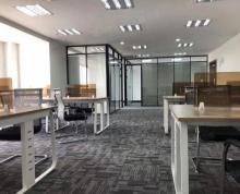 (出租)玄武区新街口 新世界中心 珠江路地铁口 精装办公大开间