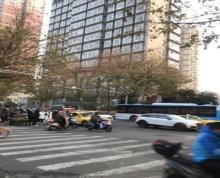 汉中路省中医院妇幼旁临街商业整层出售带租约