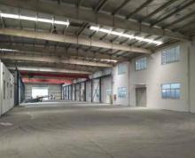 江宁殷巷6100平标准厂房,层高9米有行车