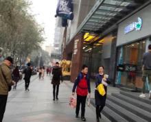 新出河西万达广场 沿街旺铺,适合奶茶小吃业态!
