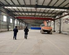 (出租) 出租湖熟周岗机械厂房两跨2800带有行车交通便利
