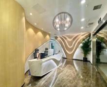 (出租)新城科技园 君泰大厦 安科豪装整层送面积 双地铁送家具