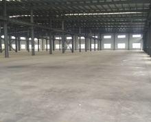 双龙大道旁独栋单层厂房7000平,可加航车