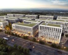 联东U谷花园式厂房 产证齐全 超低价格 区域优越