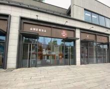 (出售)葛塘新城 小区大门口第二间沿街门面 可重餐饮挑高4.8米无税