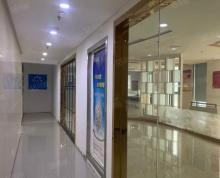 (出租)市中心位置 金融中心 万达中心 电梯口350平超大办公区域